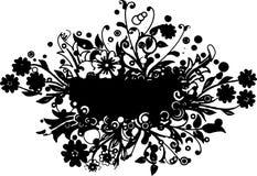 иллюстрация цветка букета Стоковые Изображения