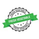 Иллюстрация штемпеля свежего овоща Стоковые Изображения