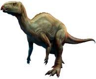Иллюстрация Camptosaurus 3D Стоковая Фотография RF