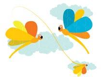 иллюстрация dragonfly бесплатная иллюстрация