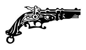 иллюстрация fusil Стоковое Фото