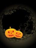 иллюстрация halloween торжества счастливая Стоковая Фотография RF