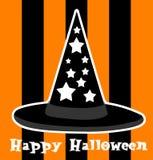 иллюстрация halloween Стоковые Изображения