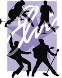 иллюстрация rockstar Стоковые Фотографии RF