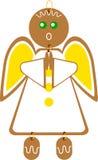 имбирь ангела Стоковые Фото