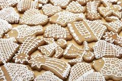 имбирь печений рождества хлеба Стоковые Фотографии RF