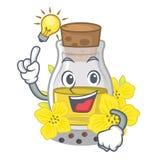 Имейте масло семени идеи канола на мультфильме бесплатная иллюстрация