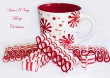 Имейте очень с Рождеством Христовым Стоковое Изображение