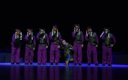 """Имейте one взгляд важной омрачанной  teenager†Пекина Opera""""Yue тривиальн-детей Стоковые Изображения"""