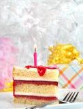 именниный пирог Стоковое Изображение