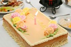 именниный пирог Стоковые Изображения RF