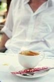 иметь кофе хороший Стоковое фото RF