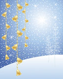 имеющийся вектор иллюстрации рождества колоколов Стоковые Изображения