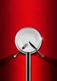 имеющийся вектор ресторана меню конструкции Стоковые Фото