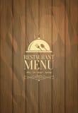 имеющийся вектор ресторана меню конструкции Стоковая Фотография RF