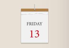 имеющийся календар больше стены серии страниц Стоковое Изображение RF