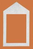 Имитационное окно на wall-2 Стоковое Изображение