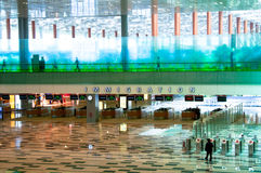 иммиграция залы Стоковые Фотографии RF