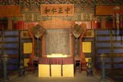 император стула Стоковое Изображение RF