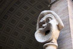 Империя Рима скульптуры Италия 2018 стоковое фото rf
