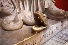 Империя Рима скульптуры Италия 2018 стоковые фото