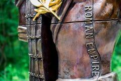 империя римская Стоковая Фотография RF