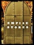 Империя ходя по магазинам Нью-Йорк стоковые фотографии rf