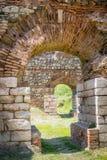 Империя Sardes Sardis Лидии города древнегреческия римская Стоковое Фото