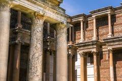 Империя Sardes Sardis Лидии города древнегреческия римская Стоковое Изображение