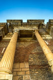 Империя Sardes Sardis Лидии города древнегреческия римская Стоковые Изображения RF