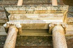 Империя Sardes Sardis Лидии города древнегреческия римская Стоковое фото RF