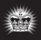Имперская крона положения Иллюстрация вектора