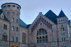 Имперские башни замка Стоковое Фото