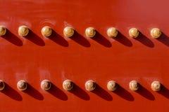 Имперские doornails Стоковое фото RF