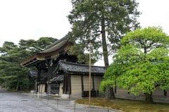 имперский дворец kyoto Стоковые Фотографии RF
