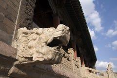 имперский дворец shenyang стоковые изображения