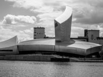 Имперский музей войны, Salford, Манчестер, Англия стоковое изображение rf
