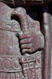 Имперский орел как рукоятка Стоковое Изображение RF
