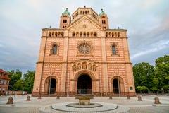 Имперский собор Speyer стоковые фотографии rf