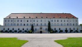 имперский wiener дворца neustadt стоковое фото