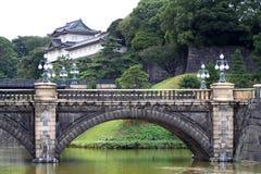 имперское токио дворца японии стоковые изображения