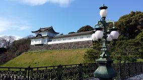 имперское токио дворца Стоковое Изображение