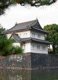 имперское yagura токио tatsumi дворца Стоковые Фотографии RF