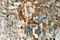 импрессивная стена Стоковые Изображения