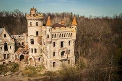Имущество и замок Khrapovitsky в Muromtsevo, Владимире Стоковые Изображения RF