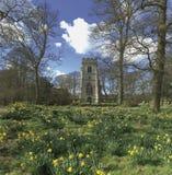 имущество warwickshire Клинтона baddesley Стоковое Изображение RF