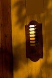 Имя whitout дверного звонока стоковое изображение rf