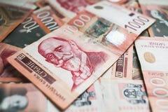 1000 динаров Стоковая Фотография