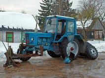 инвалидный трактор Стоковые Изображения RF