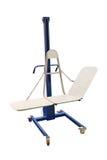 Инвалидное кресло смертной казни через повешение Стоковая Фотография RF